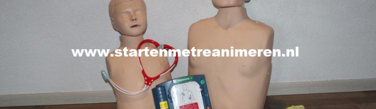 Boven reanimatie training en advies